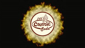 Caustic Soda Podcast Logo