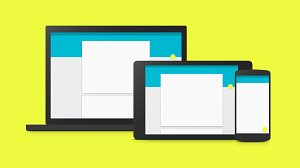 Example of Google Material Design