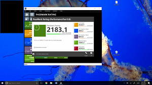 Lenovo Yoga 14 Passmark Results