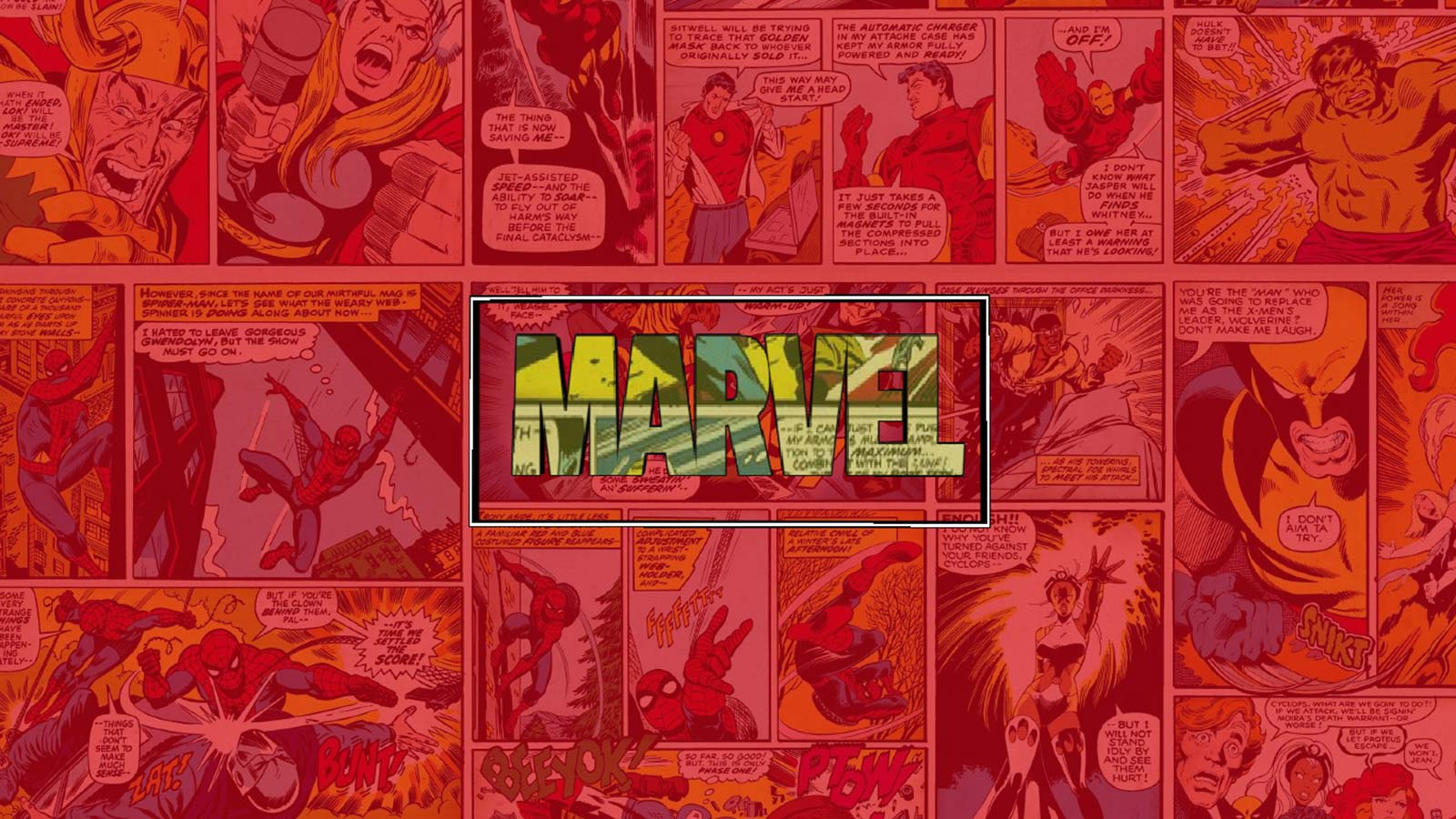 Our Favorite Pen of the Week: Marvel CSS Animation