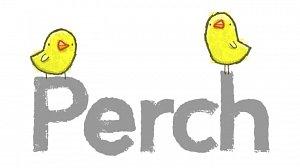 perch content management system logo