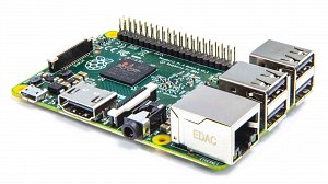 Raspberry Pi 2 system on a chip
