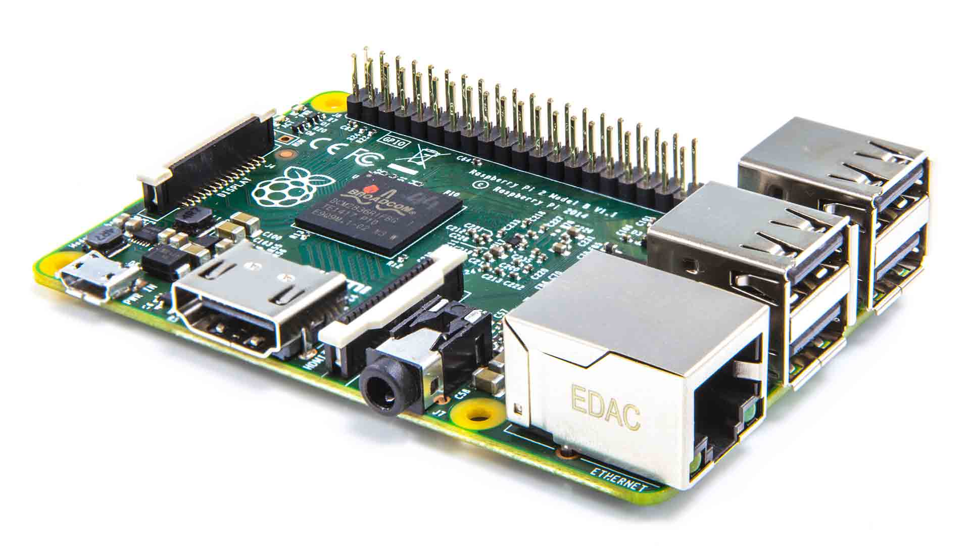 Raspberry Pi 2: A Tiny PC That Packs a Punch