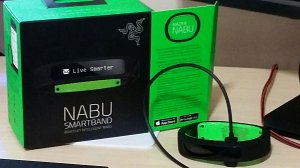 Razer Nabu Smartband Wearable