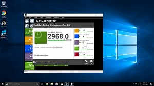 Lenovo Thinkpad W530 Passmark Results